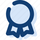 badge, prize, recommend, winner, winning icon