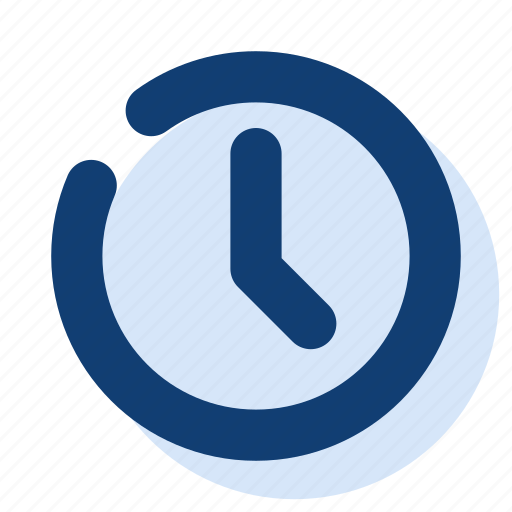 clock, history, time, timer, wall clock icon
