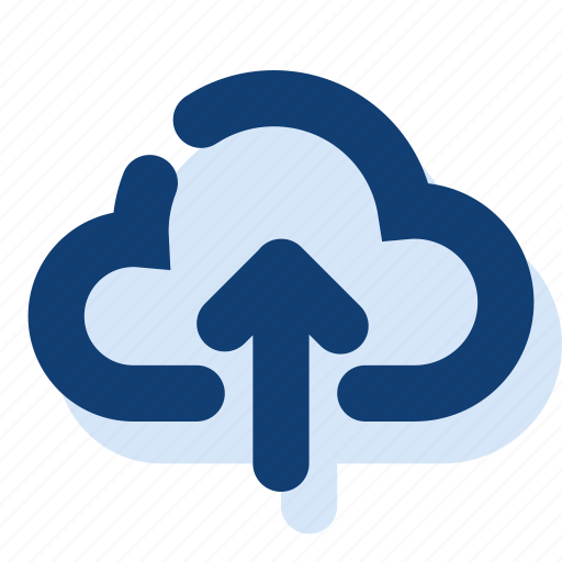 cloud, cloud upload, save, upload icon