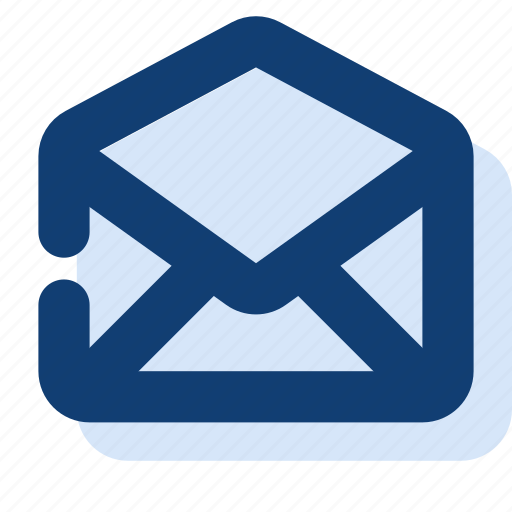 email, envelope, letter, mail, snail mail icon