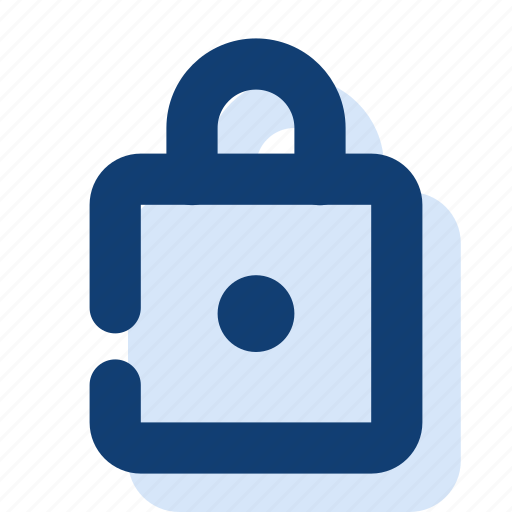 lock, locked, password, protected icon