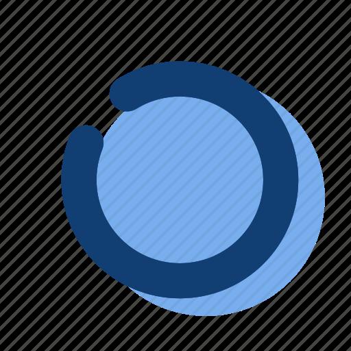 circle, controls, music, music controls, record icon
