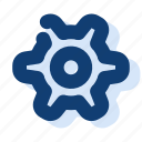 cog, settings icon