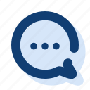 bubble, speech, speech bubble, talk, voice icon