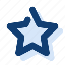 favorite, favourite, highlight, save, star icon
