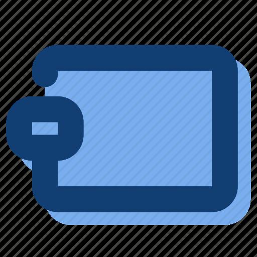 cardholder, credit card, money, wallet icon