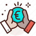 bank, deal, finance, fiscal, money, payment icon