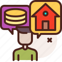 bank, finance, fiscal, loan, money, payment icon