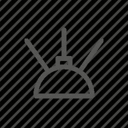 anti, mine, personnel, war, weapon icon