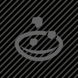 clean, dust, eye, lens icon