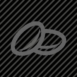 eye, healthcare, lens, medical, optical icon