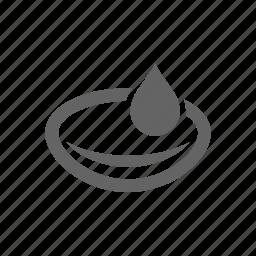 care, drop, eye, health, lens, optical icon