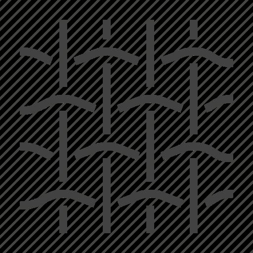 fabric, material, textile icon