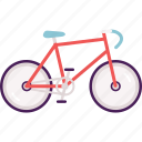 activity, bike, cycle, cycling, road, road bike, transportation icon