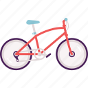 activity, bike, cycle, cycling, hybrid bike, road, transportation icon