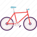 bike, cycle, cycling, fixie, freewheel icon