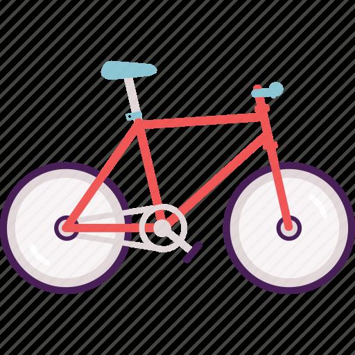 bike, cycle, cycling, fixie, freewheel icon