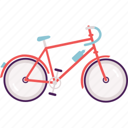 activity, bike, cycle, cycling, sport, touring, touring bike icon