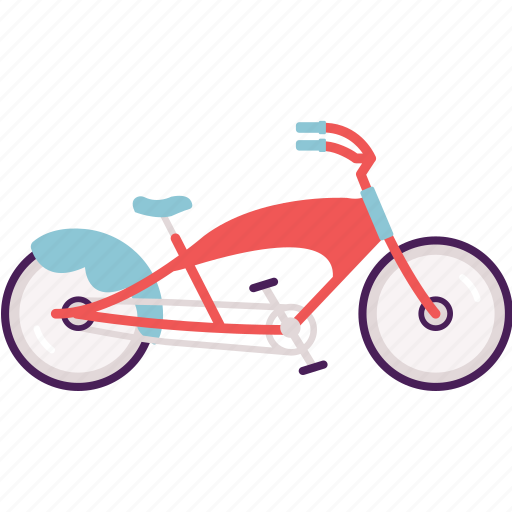 activity, bike, cycle, cycling, lowrider icon