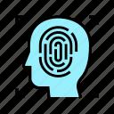 finger, print, face, id, atm, bank