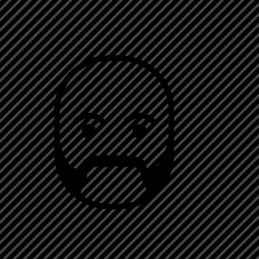 Mustache icon - Download on Iconfinder on Iconfinder