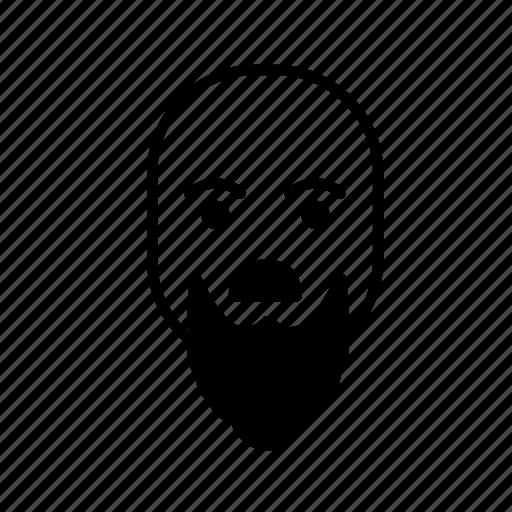 mustache icon