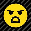 emoji, emotion, faint, feeling icon