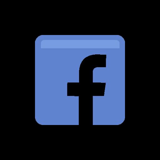 Facebook logo, label, logo, website icon - Free download