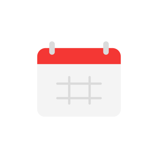 calendar, date, hashtag, number sign icon