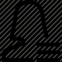 avatar, edit, face, female, girl, menu, woman icon