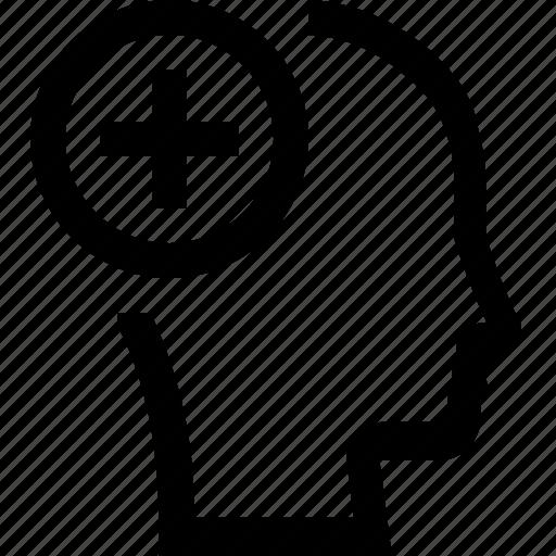 add, avatar, female, male, man, plus, woman icon