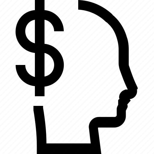 avatar, dolar, face, female, male, man, woman icon