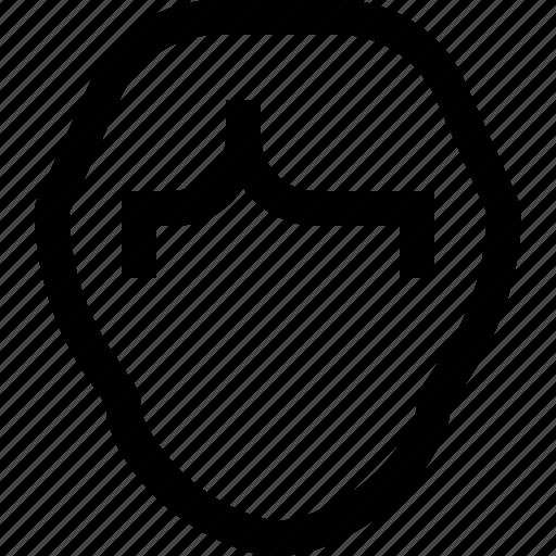 avatar, boy, face, hair, male, man, short icon