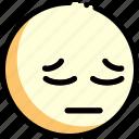 emotion, face, facial expression, sad