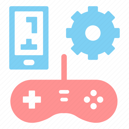 app, design, game, gaming, graphic, play, technology icon