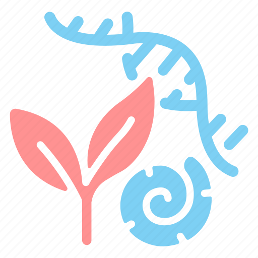 biotechnology, botany, experiment, gene, natural, organic, sciences icon
