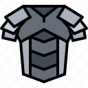 armor, fairy, fantasy, knight, legend, tale icon