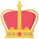 crown, fairy, fantasy, king, legend, tale icon