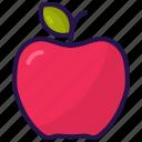 apple, food, fruit, salad, vegetable