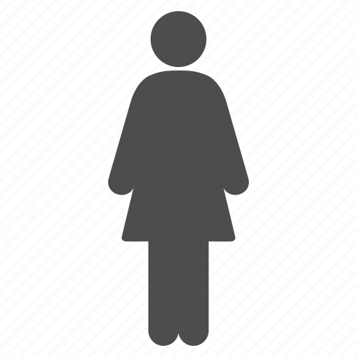 business lady, client, female, girl, lady, mother, woman profile icon