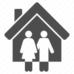 family, group, home, house, people, property, users icon
