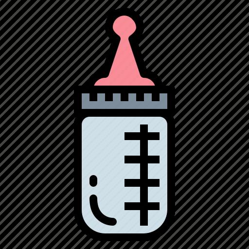 Bottle, feeding, milk, tools, utensils icon - Download on Iconfinder