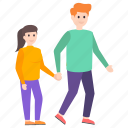 brother and sister siblings, classmates, family friends, friendship icon