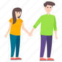 couple posing, couple relationship, husband and wife, life partners, spouse icon