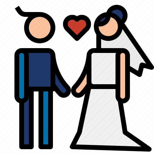 Couple, love, wedding icon - Download on Iconfinder