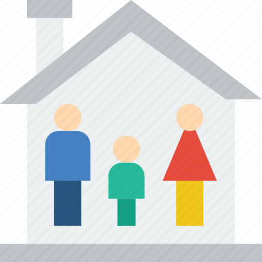 Family, home, people icon - Download on Iconfinder