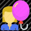 birthday, celebration, female, girl, holidays, party
