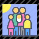 kids, members, newborn, photo, picture, profamily icon