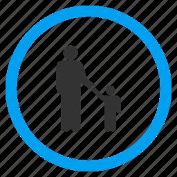 child, father, gentleman, kid, man, person, user icon