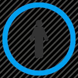 avatar, gentleman, male, man, person, profile, user icon